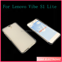 [Soar]High Quality TPU Cover For Lenovo Vibe S1 Lite, For Lenovo Vibe S1 Lite Gel Silicone Case