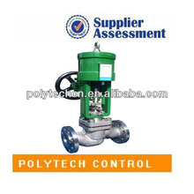 High quality pneumatic automatic control stem gate valve