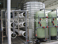 Industrial Ultra Filtration System - 10 000 LPH