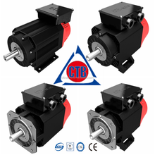 70 kw electric servo motor for cnc injection moulding machine