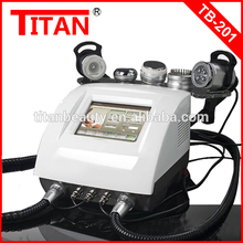 Microcurrent plus LED therapy rf with vacuum &multi-polar RF/28 & 40KHz ultrasound cavitation machine