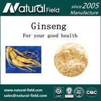 With high quality Panax Ginseng Root Extract