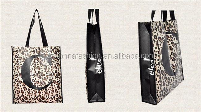 New Arrival Wholesale CustomNon woven fabric DNBG3SB0018 Tote Bags