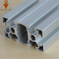 Producer of aluminium extrusion profile mill finish to make doors and windows