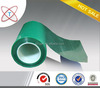 Self Adhesive PET Insulation Tape With Silicone Adhesive Heat Protection and Powder Spray Paint Masking