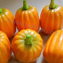 artificial pumpkin for halloween cheap plastic vegetables for display plastic vegetables decoration cheap plastic vegetables