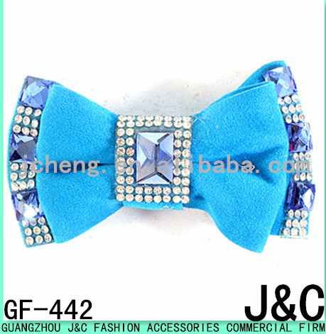 Mixed Color Shoe Bow for Shoes Decoration