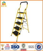 BYN 5-tier folding step ladder chair DQ-TY05