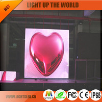 high brightness indoor/window/door/wall useage p5 led sign