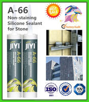 single component stone water proof high quality weather resistance silicone sealant