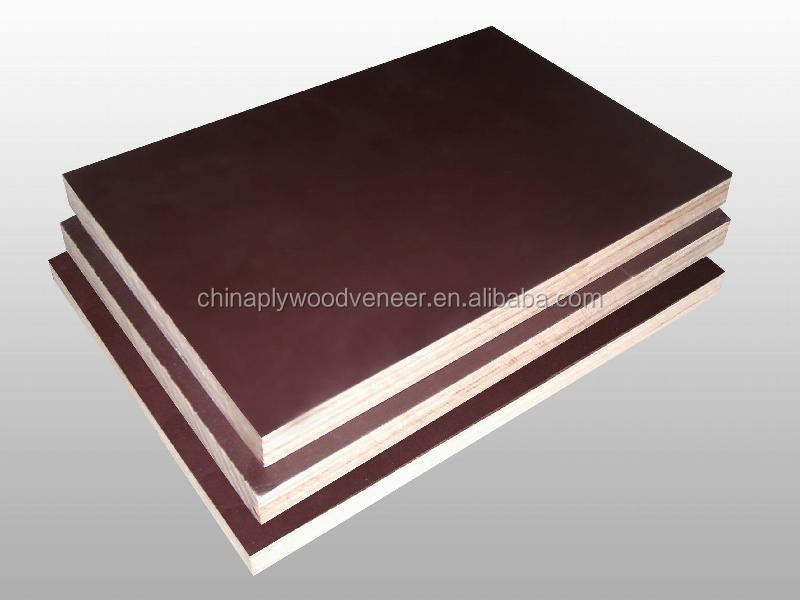 15mm used core face film faced plywoods sheet prices for Construction