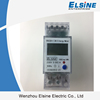 Elsine 2 modul 110V DDS238-2 ZN/S LCD display single phase din rail type multi-function watt hour energy meter