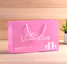 Alibaba supplier in france White wine bottle cartoon paper bag for gift