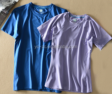 Top quality custom t shirt fashion design couple t shirts wholesaler in mumbai