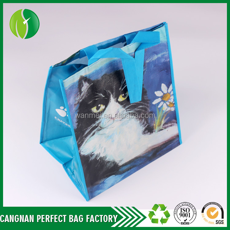 Customize cheap Eco-Friendly And Heavy Duty non woven reusable Printing shopping bag