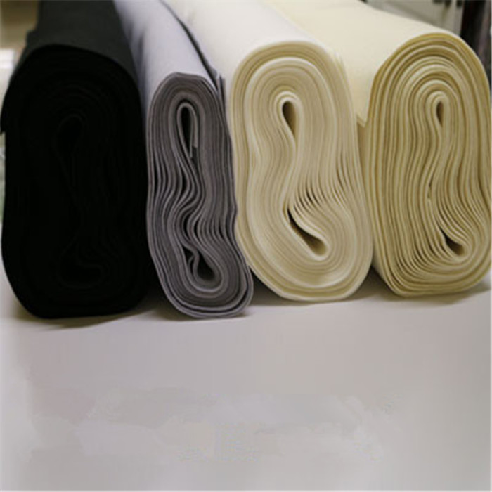 Factory Direct Selling Custom Multi colors Nonwoven felt