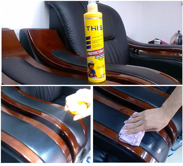 High Quality Car Polish Leather Shine & Protectants