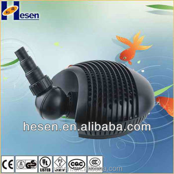 CE/GS Garden Pump Energy saving submersible water Pond Pump