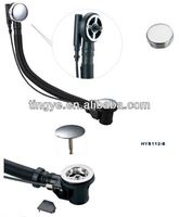 bath drains,bath tub accessories,bath drainage overflow waste