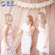 Custom stage decoration backdrop fabric stage backdrop wedding decoration back drop