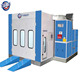 Target TG-60B China Supplier Used Car Paint Spray Booths for Sale at Cheap Price/Small Paint Booths
