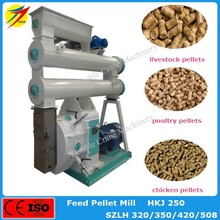 Hot sale China factory price 2t-4t animal feed processing machine