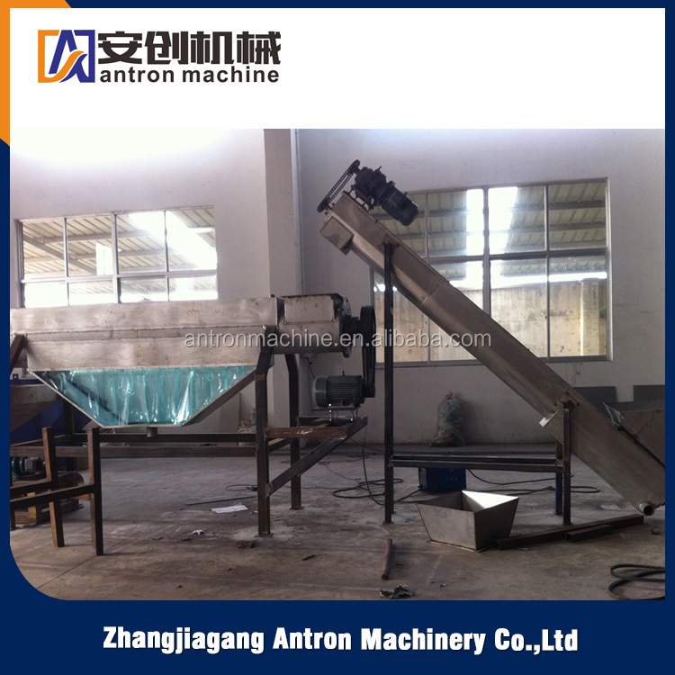 Plastic Recycling Plant/High efficiency china new pp pe film washing line