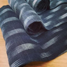 Most popular 100% cotton yarn dyed double layer shirts fabric