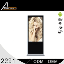 HD panel advertising player digital signageadvertising media player with 3G and GPS function
