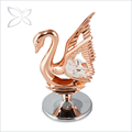 Crystal couple Swan lake Wedding Return Gifts Souvenirs