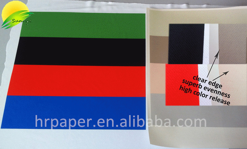 120gsm Super Sticky Adhensive Sublimation transfer paper for SureColor F-7070 F6200 F6270