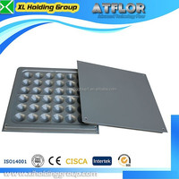 anti-static OA network cement access floor bare panel raised floor system