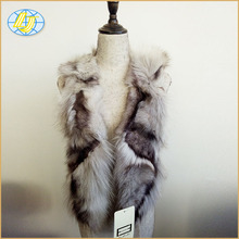 2018 New Design Chinese factories manufacturing high quality Warm Winter women fox fur vest sex