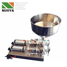 Chinese factory net weight liquid filling machine for sale