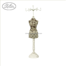 New decorative wood carving hands store display mannequin lucky doll cheap jewelry cute display stand