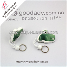 Guangdong factory Key chain wholesale Lovely Animal shaped eva foam keychain