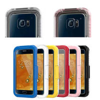 Protective Case For Samsung S6,For Samsung S6 Waterproof Case mix color