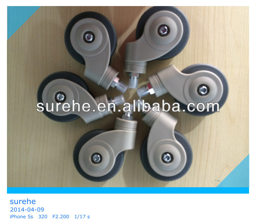 casters for hospital furniture caster for infusion holder