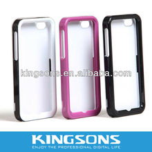 High Quality For Colorful IPHONE5 Case,4 inch PC Case,Replaceable Back Cover