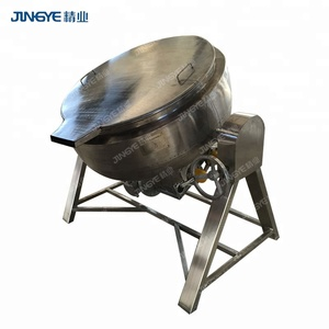 Food Processing Factory Steam Cooker/ Machine Cooking For Starch Paste