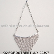 fashion name pendant necklace in 925 sterling silver JLY-22807