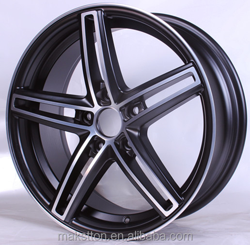 MAKSTTON car replica alloy wheel 17""