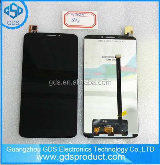 LCD Display Touch Digitizer Assembly For Alcatel One Touch OT-8020D 8020