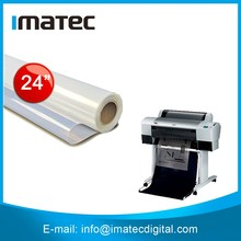 100micron Waterproof Transparent Inkjet Film For Imagesetter