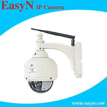 HD surveillance outdoor wifi cameras remotely support nvr recording ip camera in outdoor light