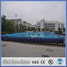 china floating inflatable boat swimming pool for summer use