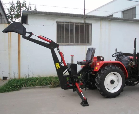3 Point Hitch Mini Backhoe Attachment With Good Price