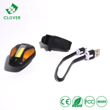 Usb rechargeable bike lights mountain warning light led five modes super bright bicycle usb charging ABS taillight