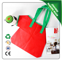 Customized non woven shopping bag with heteromorphism