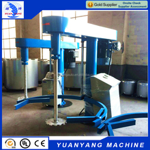 Manufacturer supply 1000-1500L 30 KW hot selling rubber high speed disperser